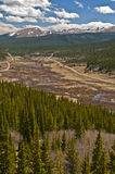 Colorado Montanhas Rochosas imagens de stock royalty free