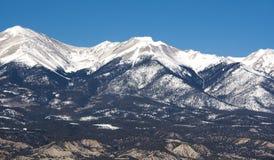 Colorado Montanhas Rochosas fotografia de stock
