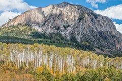 Colorado MountainFall Landscape Royalty Free Stock Photos