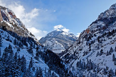 Colorado mountains Royalty Free Stock Image