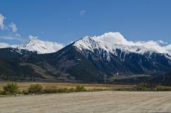 Colorado mountains Stock Image