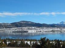 Colorado-mountians Lizenzfreie Stockfotografie