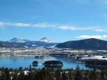 Colorado-mountians Lizenzfreie Stockbilder