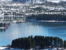 Colorado-mountians Stockfotografie