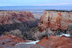 Colorado National Monument Stock Photography