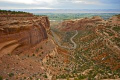 Colorado National Monument Stock Images