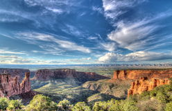 Colorado National Monument Royalty Free Stock Image