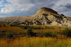 Colorado National Monument scenery Royalty Free Stock Photos