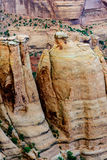 Colorado National Monument scenery Stock Photography