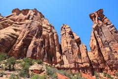 Colorado National Monument Royalty Free Stock Photos