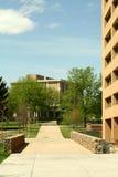 colorado nordlig universitetar Arkivfoto