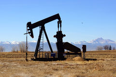 Colorado oil pump Stock Photography