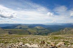 Colorado Panorama Royalty Free Stock Photos