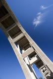Colorado Pasadena street bridge zdjęcie royalty free
