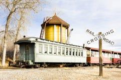 Colorado Railroad Museum royalty free stock image