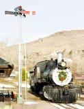 Colorado Railroad Museum Royalty Free Stock Photo