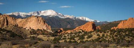 Colorado-redrock Lizenzfreie Stockfotografie