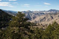 Colorado-redrock Stockbild