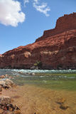 The Colorado River Stock Photo