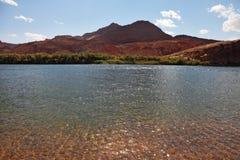 The Colorado River Royalty Free Stock Photos