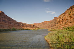 Colorado river Royalty Free Stock Images