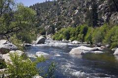 Colorado river. In the USA. Horizontal shot Royalty Free Stock Photo