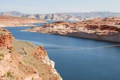 Colorado River. Photo of the Colorado River, Grand Canyon, Arizona, USA Stock Photo