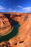 Colorado River in Arizona Stock Image