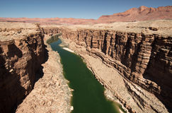 Colorado River, Arizona, USA Royalty Free Stock Photography