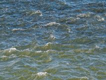 Colorado River Blue Water Background Royalty Free Stock Photography