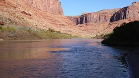 Colorado River stock video footage