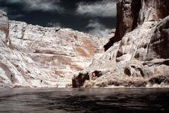 Colorado River Glen Canyon Royalty Free Stock Photos