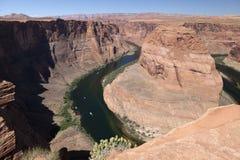 The Colorado River Royalty Free Stock Photo