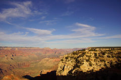 Colorado River gorge Royalty Free Stock Photography