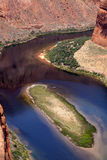 Colorado River  Grand Canyon Royalty Free Stock Image