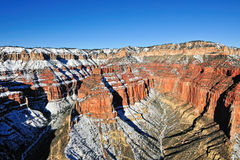 Colorado river Grand Canyon royalty free stock photo