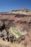Colorado river in Grand Canyon Royalty Free Stock Photo