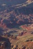 Colorado River in Grand Canyon Stock Photos