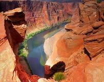 Colorado River, Grand Marble Canyon, Arizona Royalty Free Stock Images