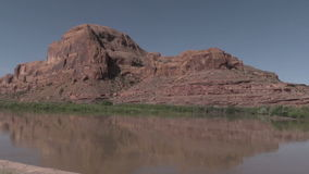 Colorado River Landscape Stock Photography