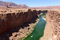 Colorado River at Marble Canyon – Horizontal Stock Photography
