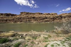 Colorado River Royalty Free Stock Image