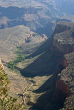 Colorado River Runs Through the Grand Canyon Royalty Free Stock Photo