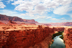 Colorado River, USA Stock Image