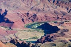 Colorado-rivier Stock Fotografie