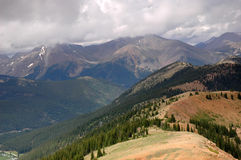 colorado rockies Royaltyfria Bilder