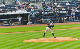 Colorado Rockies x New York Yankees Baseball Stock Photography