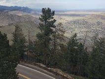 Colorado Rockiesplatteland Stock Foto's
