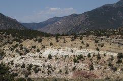Colorado Rocky Mountain landscape Stock Photos