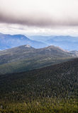 Colorado Rocky Mountain Sunset Arkivfoto